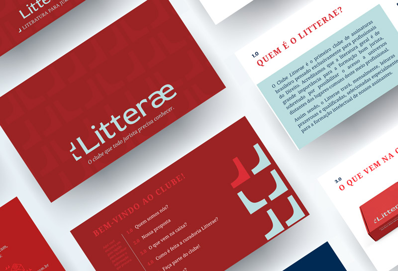 Apresentação Institucional - Litterae