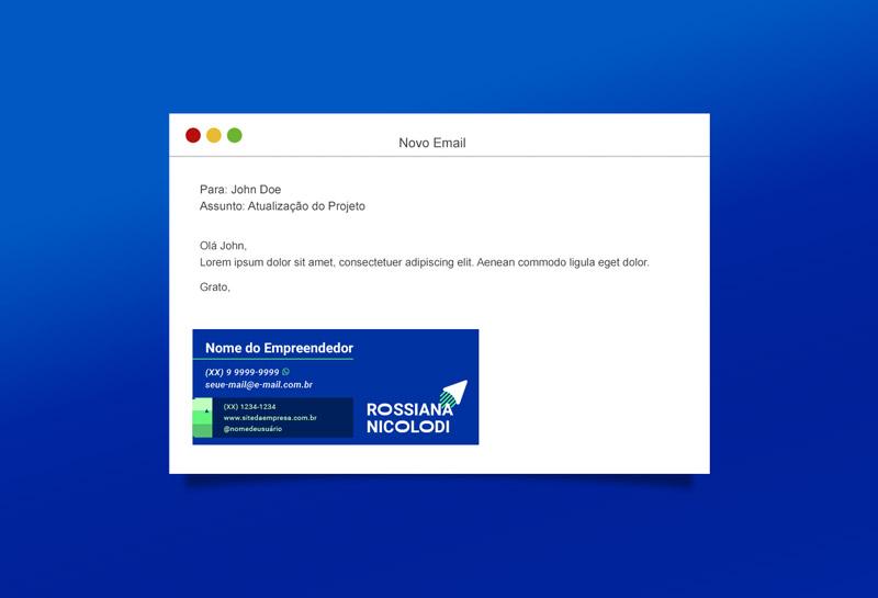 Assinatura de E-mail - Rossiana Nicolodi
