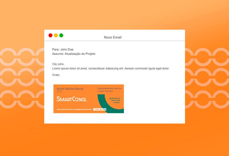 Assinatura de E-mail - SmartConcil