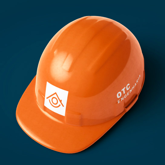 Capacete - OTC Engenharia - Miniatura