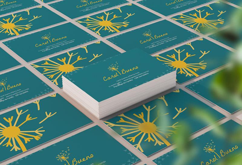 Cartão de Visitas - Ana Carolina Bueno