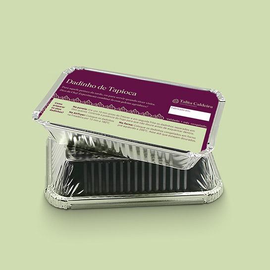Embalagem - Talita Caldeira Gastronomia - Miniatura