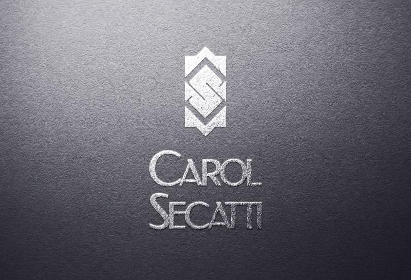Logotipo 2 - Carol Secatti