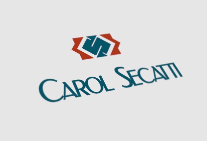 Logotipo - Carol Secatti