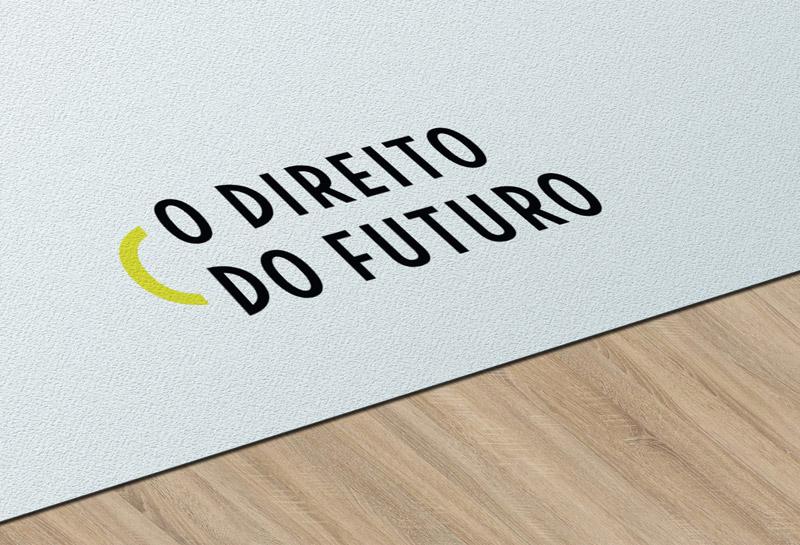 Logo - O Direito do Futuro