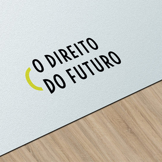 Logo - O Direito do Futuro - Miniatura