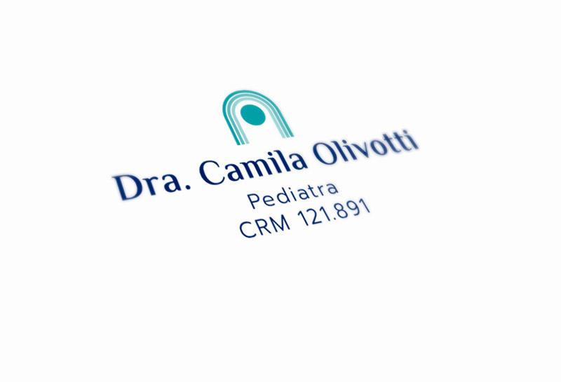 Logo - Dra Camila Olivotti 1