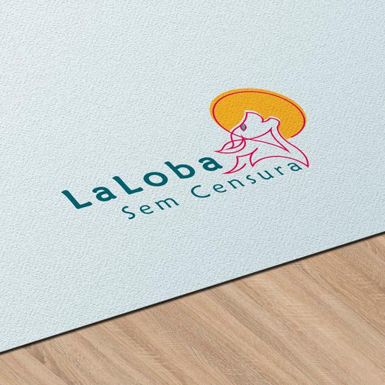 Logo - La Loba sem Censura - Miniatura