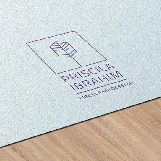 Logo - Priscila Ibrahim - Miniatura