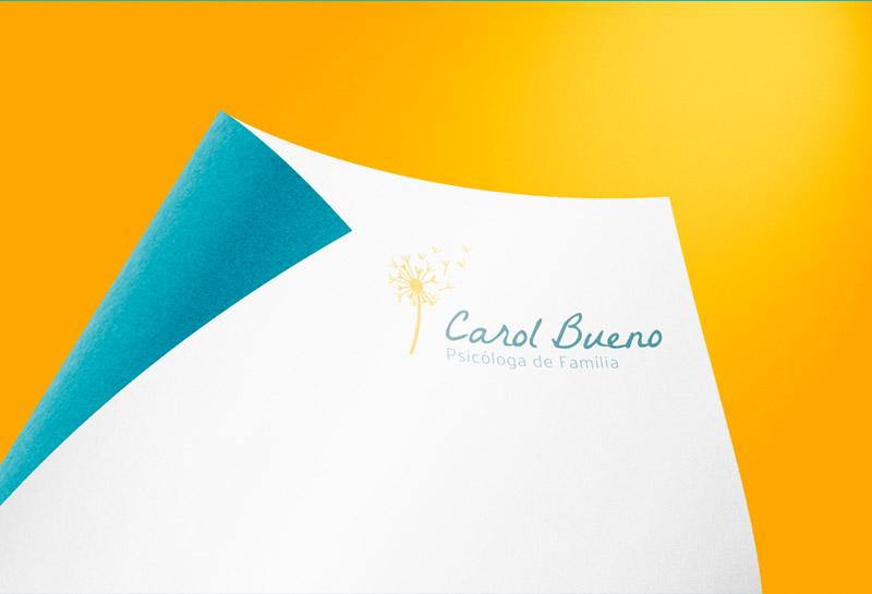 Logo no Papel - Ana Carolina Bueno