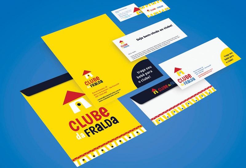Papelaria - Clube da Fralda