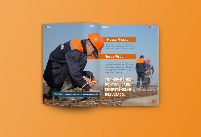 Revista - Portfólio Impresso - OTC Engenharia 2