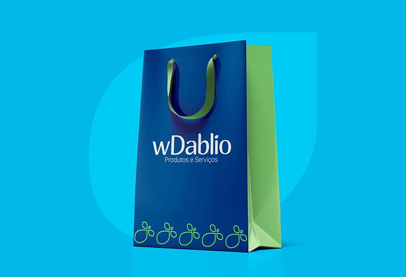 Sacola - WDablio