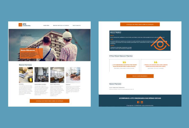 Site - OTC Engenharia 2