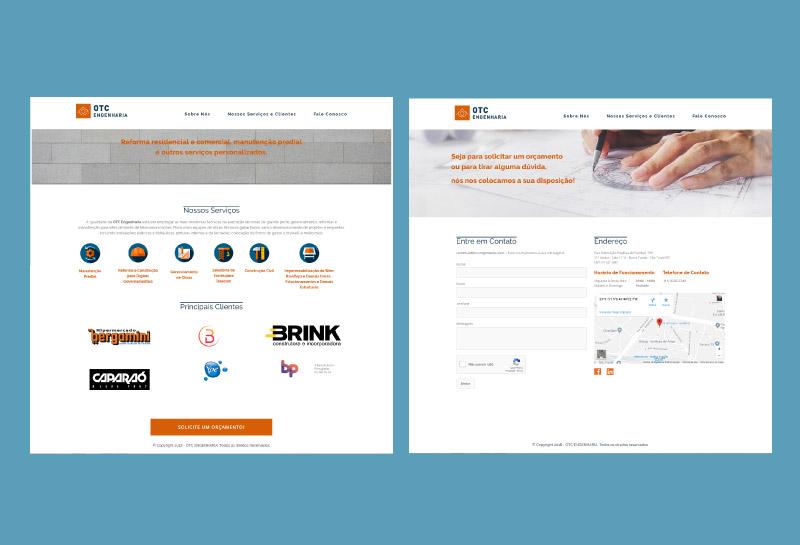 Site - OTC Engenharia 3