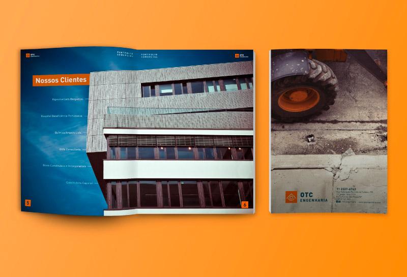 Revista - Portfólio Impresso - OTC Engenharia 3