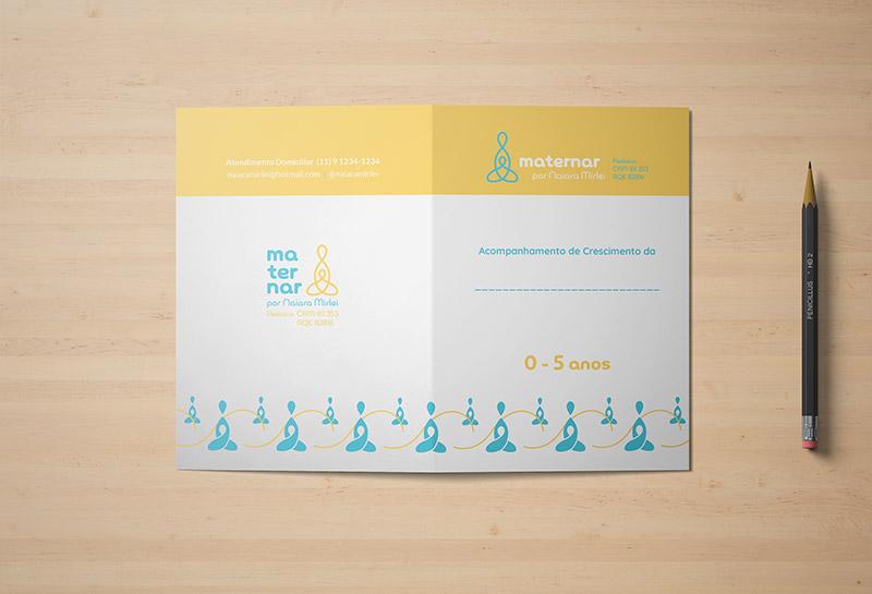 Caderneta de Crescimento - Maternar 1