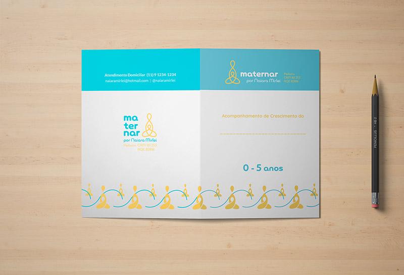 Caderneta de Crescimento - Maternar 2