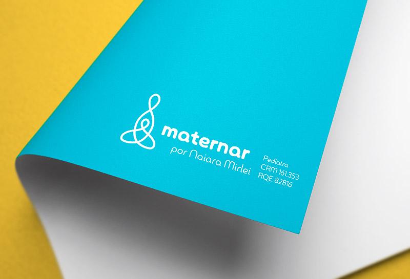 Logotipo - Maternar