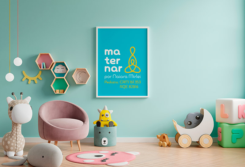 Logotipo - Maternar 2