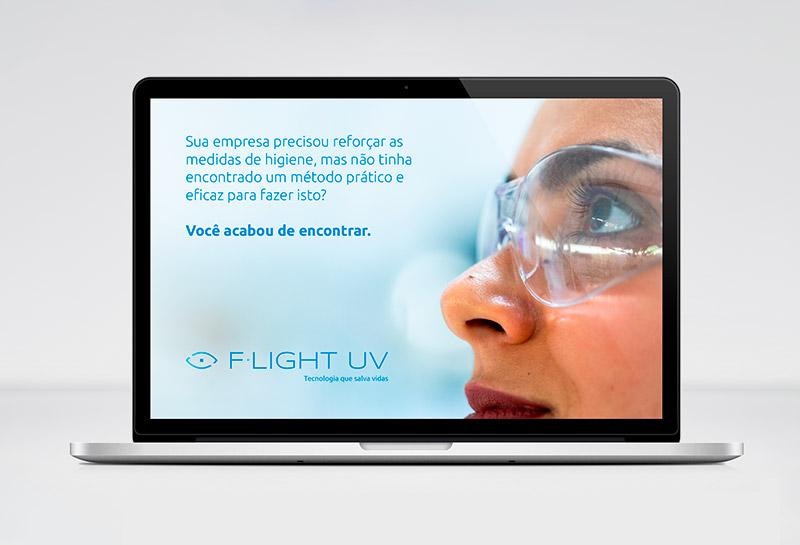 Apresentação Institucional - F-Light UV 1