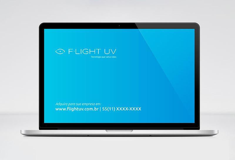 Apresentação Institucional - F-Light UV 2