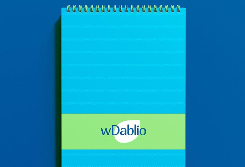 Bloco de Notas - WDablio