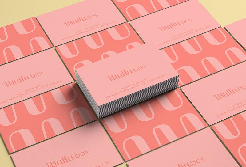Cartão de Visitas - Mallubox