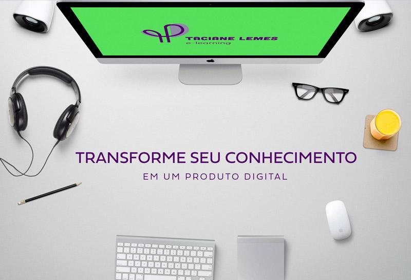 Computador - Taciane Lemes e-learning