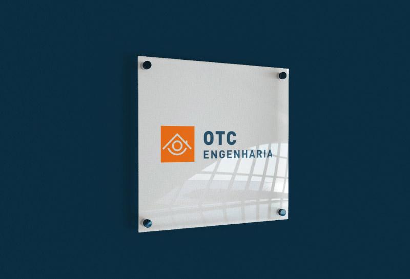 Logotipo - OTC Engenharia