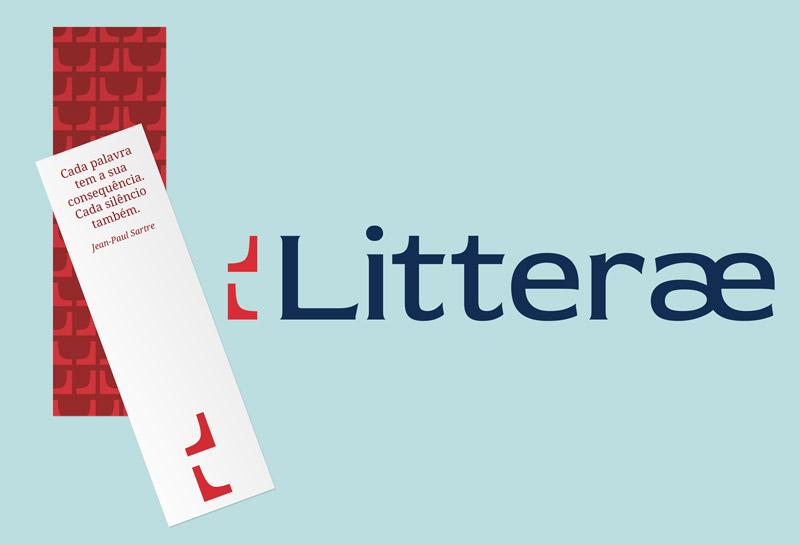 Marca-Páginas - Litterae 1