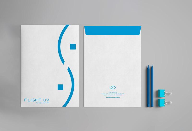 Envelopes - F-Light UV