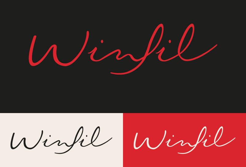 Variações do Logo - Winfil